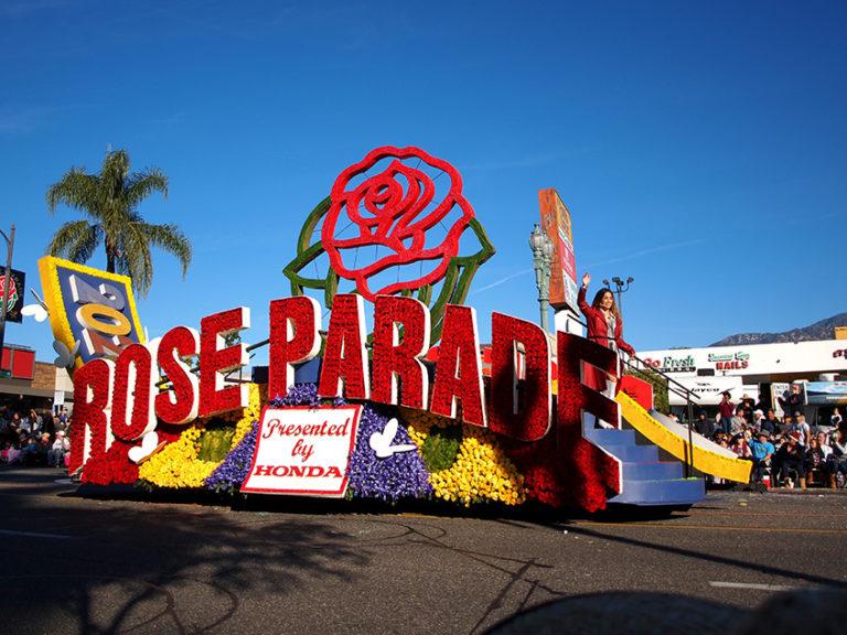 La Rose Parade