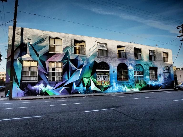 bâtiment de Art Share L.A.