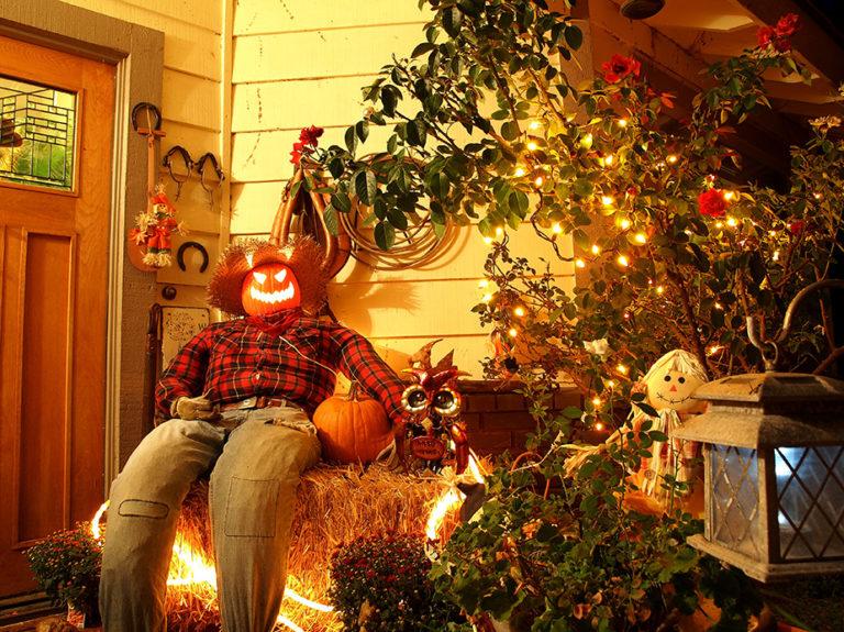 Profitez d'halloween près de Los Angeles