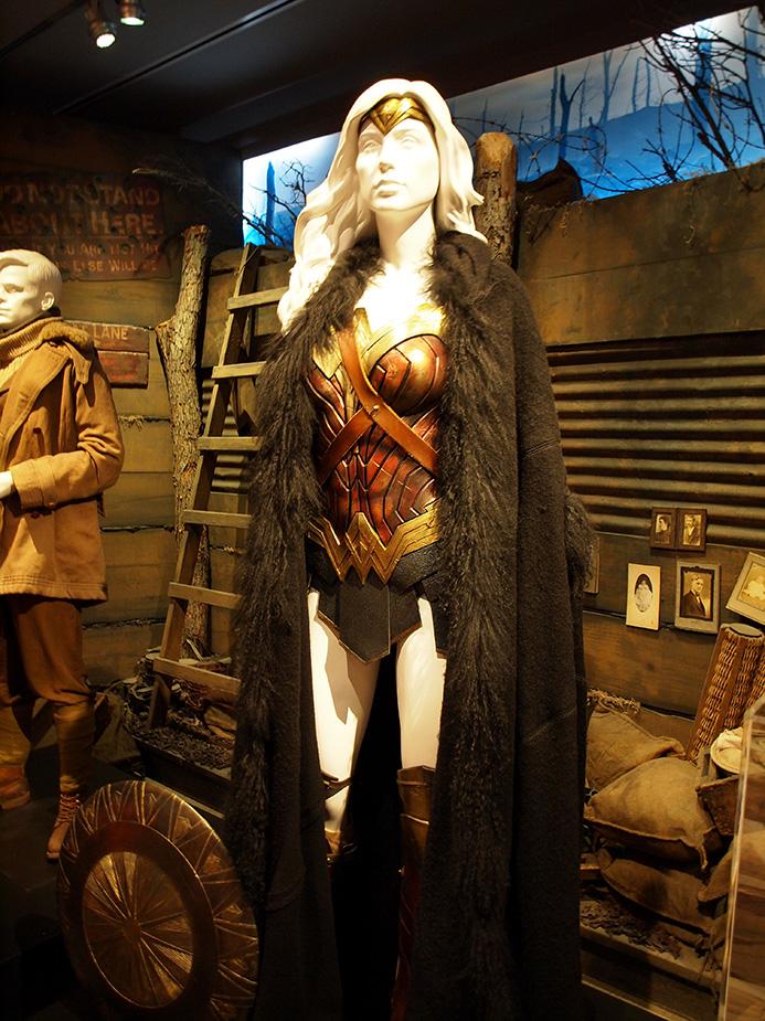 costume de Wonder Woman interprétée par Gal Gadot