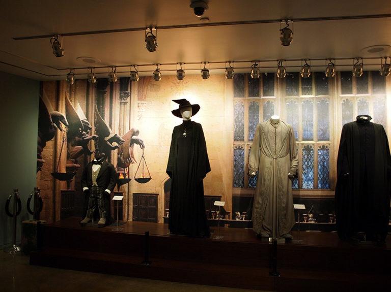 Costumes des films Harry Potter